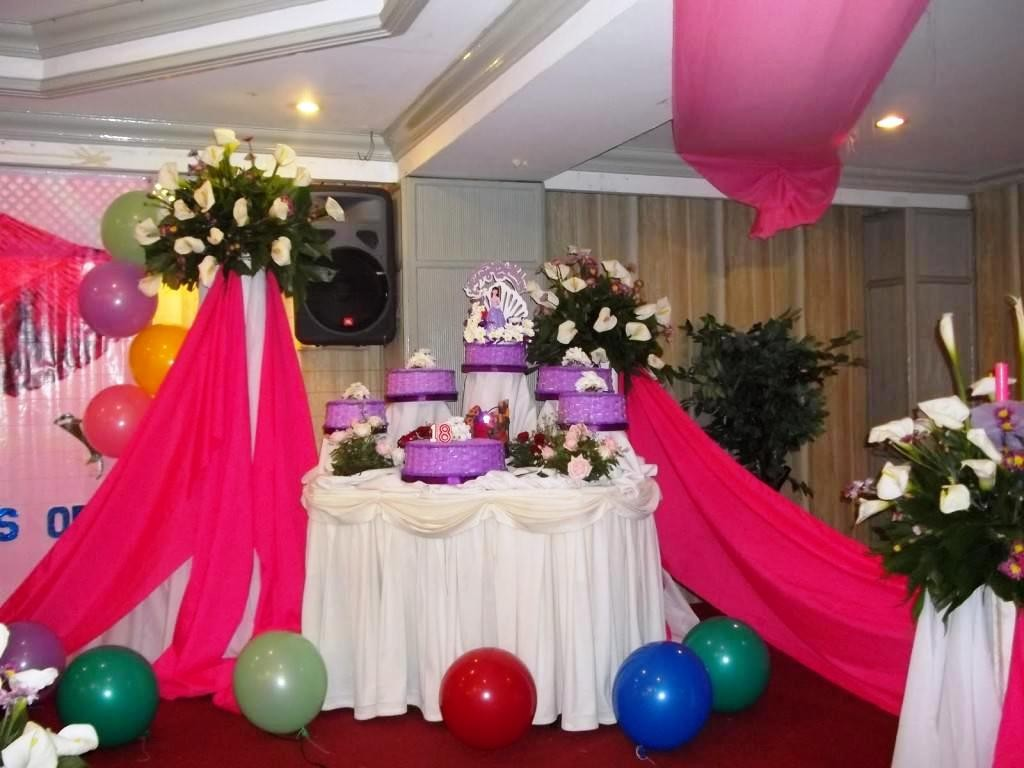 Image of: 70s Party Decoration Ideas