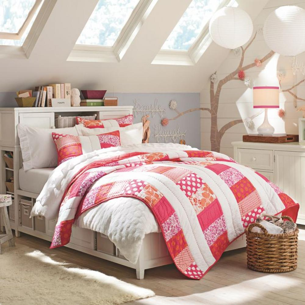 Image of: Attic Room Designs