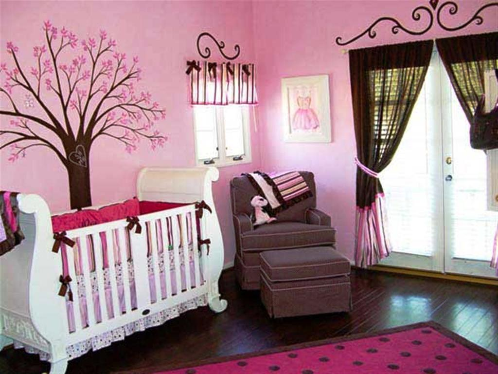 Image of: Baby Girl Baby Bedding