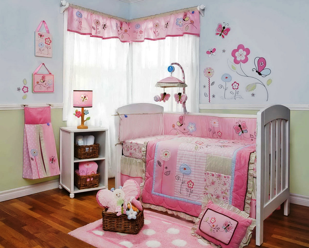 Image of: Baby Girl Bedroom Ideas Decorating