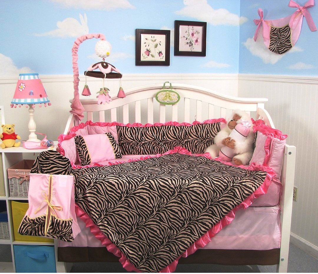Image of: Baby Girl Bedroom Paint Ideas