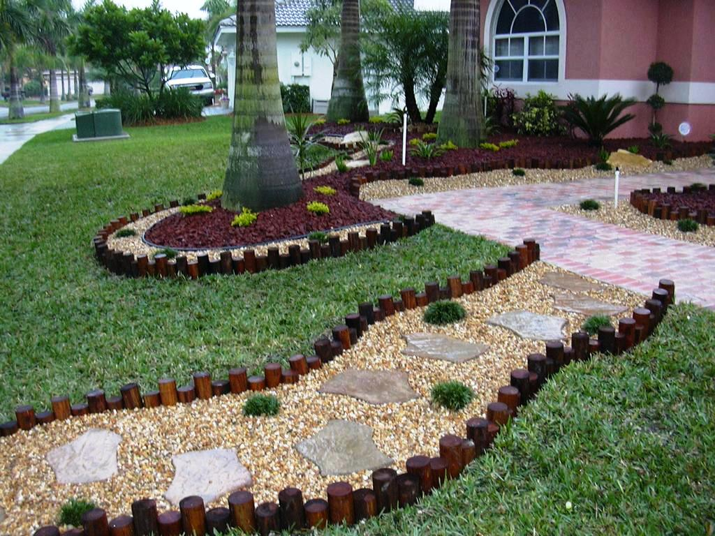 Image of: Backyard Landscaping Ideas Small Yards