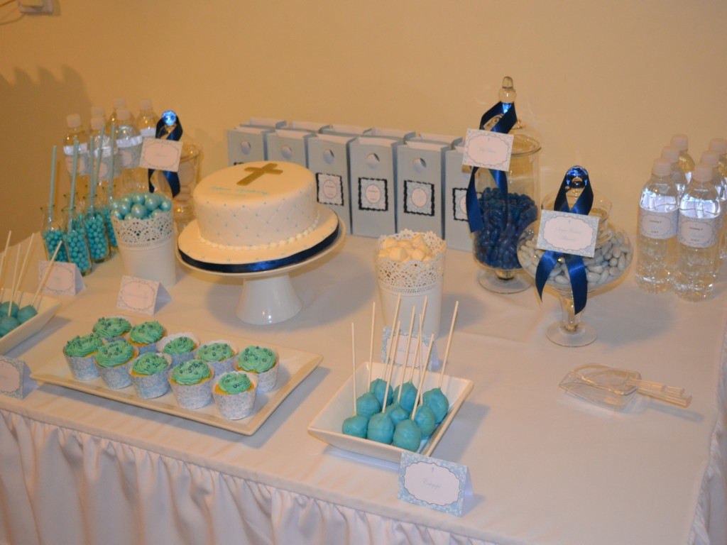 Image of: Baptism Centerpieces Supplies