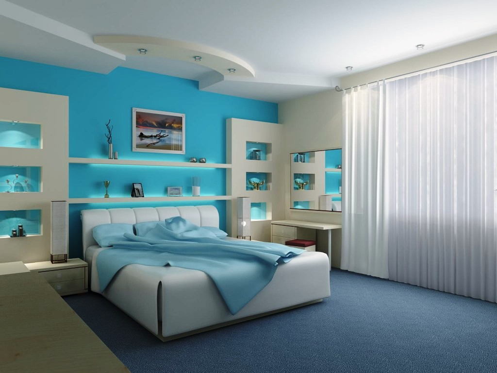 Image of: Bedroom Color Ideas For Couples