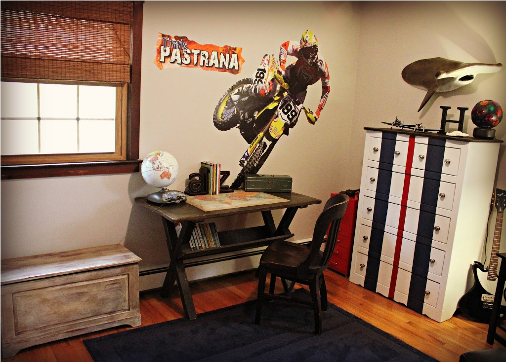 Boys Playroom Decor