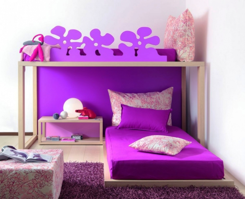 Image of: Bunk Bed Ideas For Small Rooms