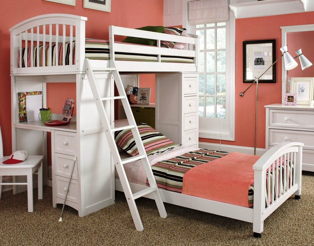 Bunk Bed Ideas For Small Spaces