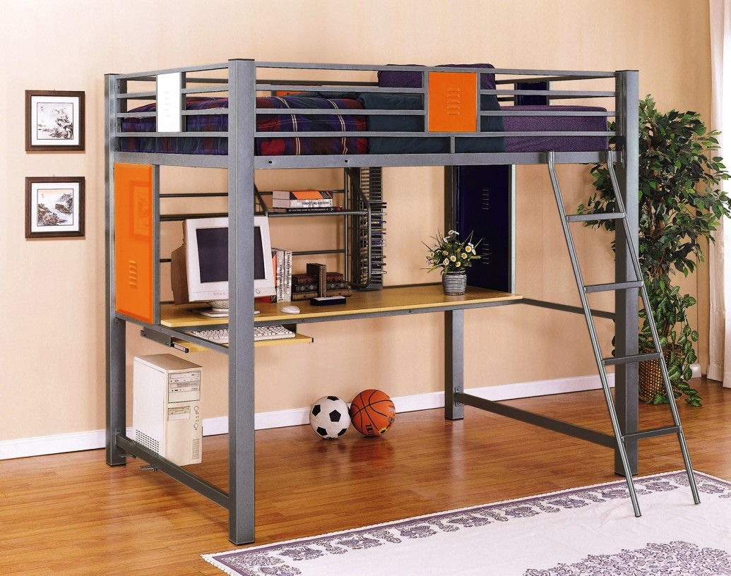 Image of: Bunk Bed Ideas For Teenagers