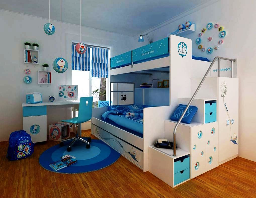 Image of: Bunk Bed Room Design Ideas