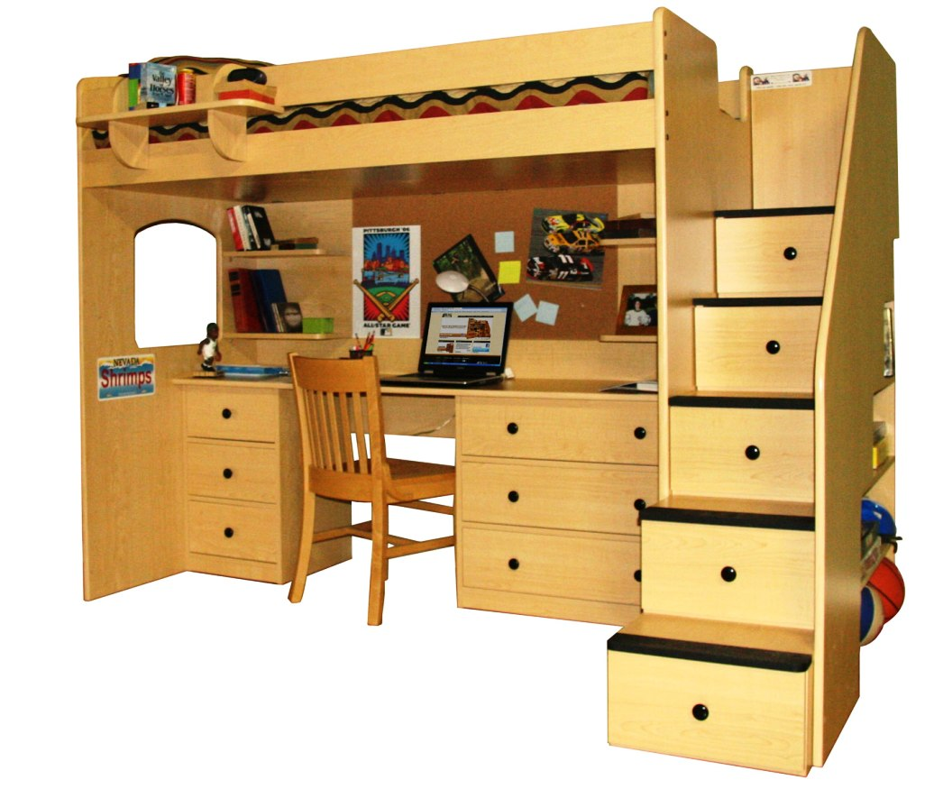 Bunk Bed Room Design