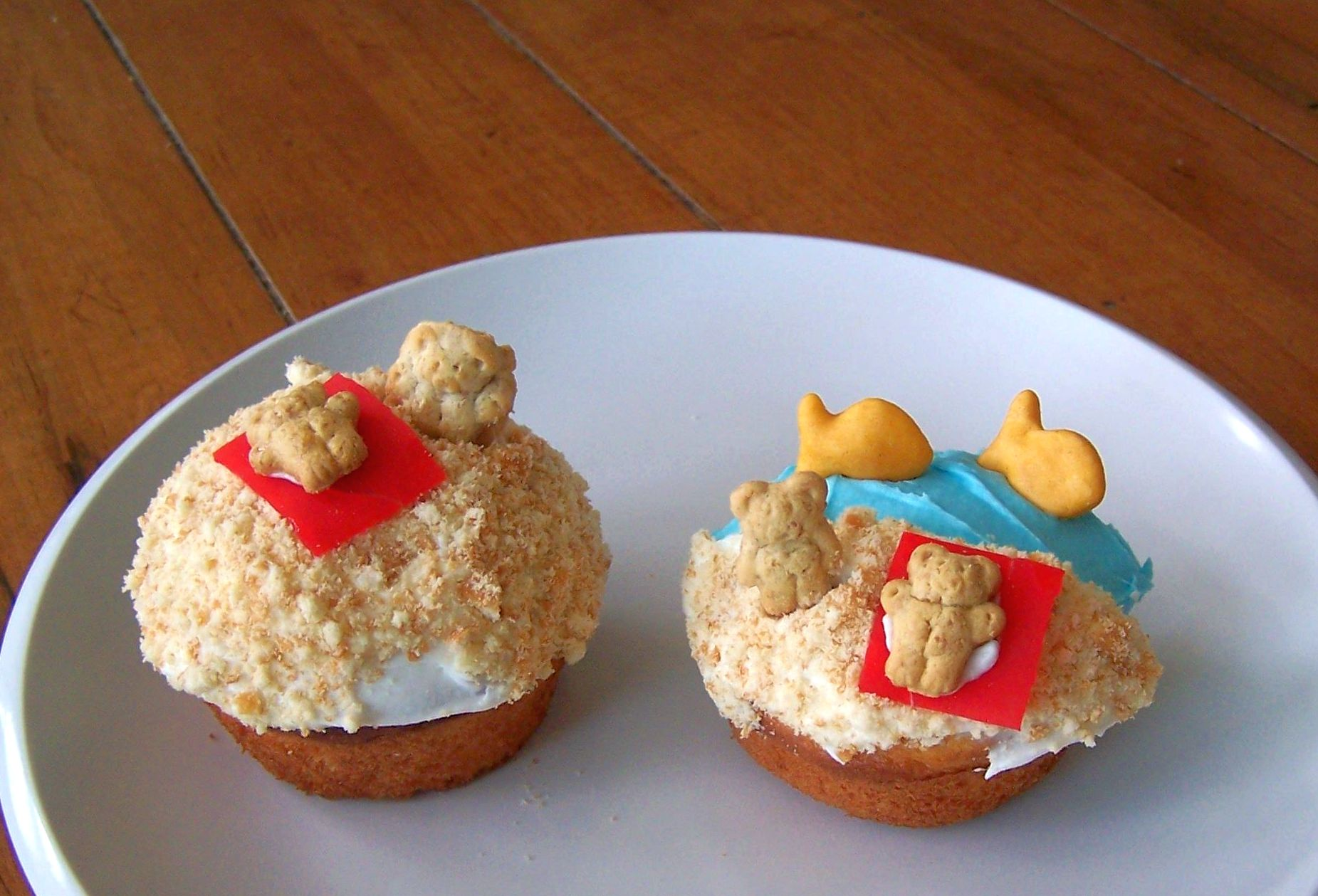 Image of: Decorating Cupcakes For Kids