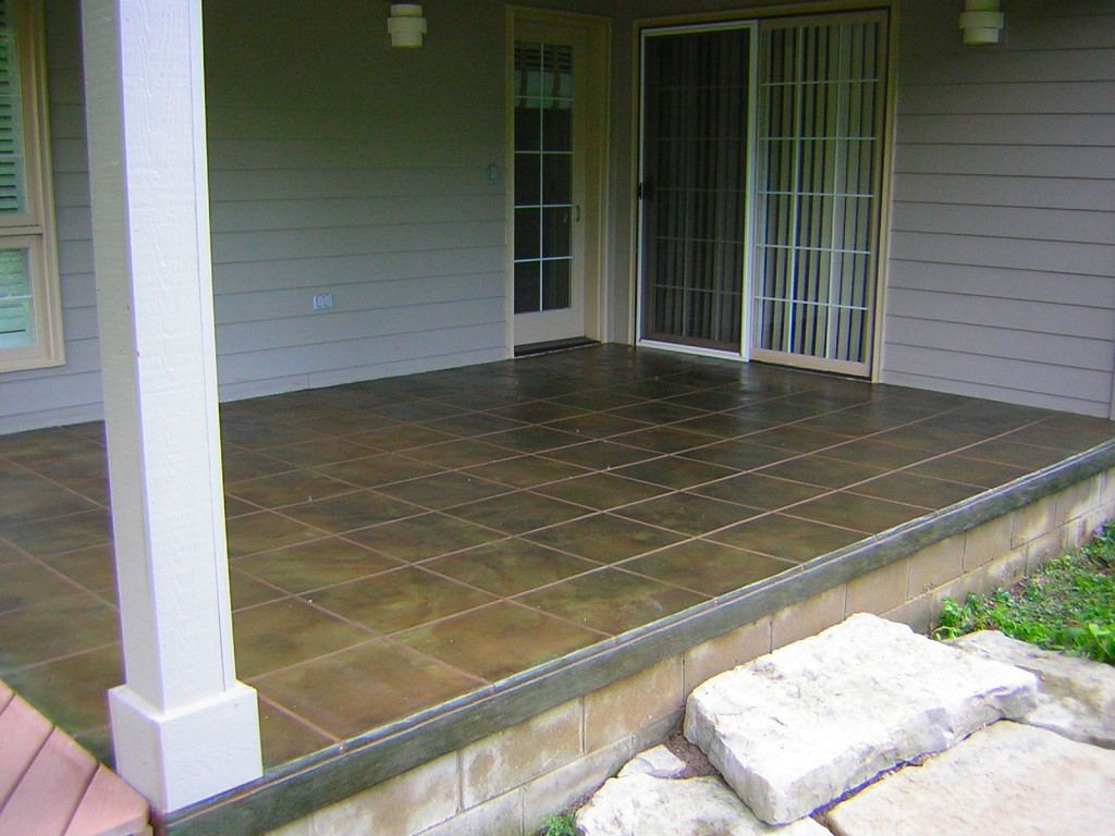 Decorative Concrete Cost