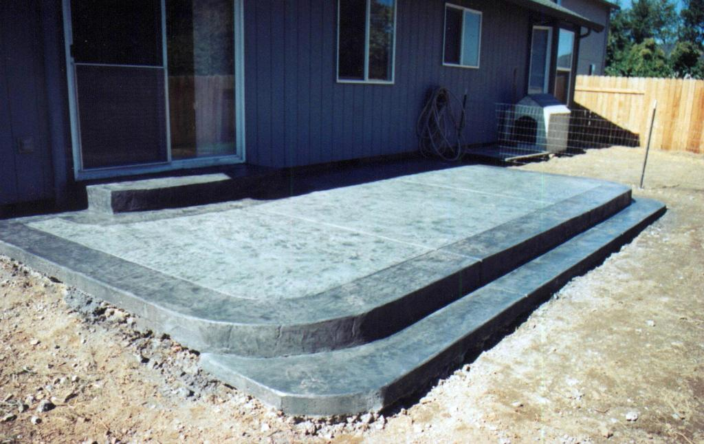 Image of: Decorative Concrete Floor