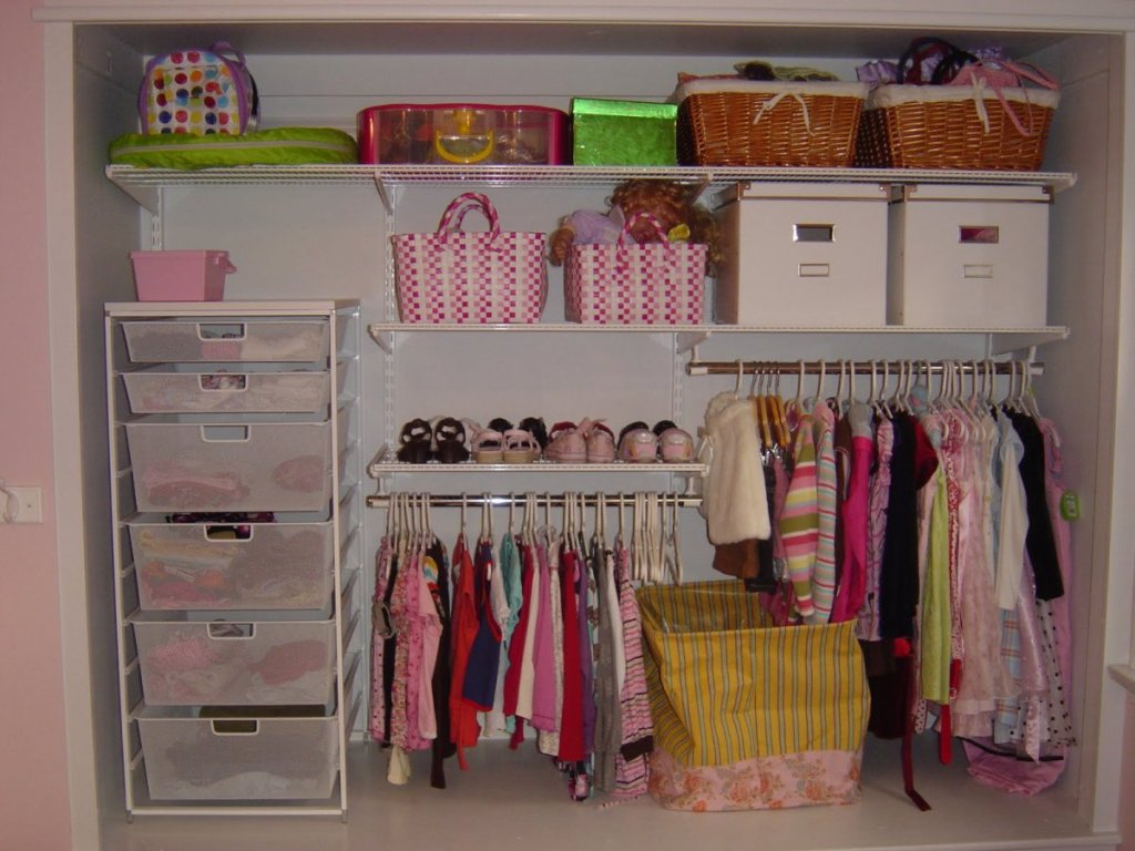 Image of: Diy Organization Ideas For Bedroom