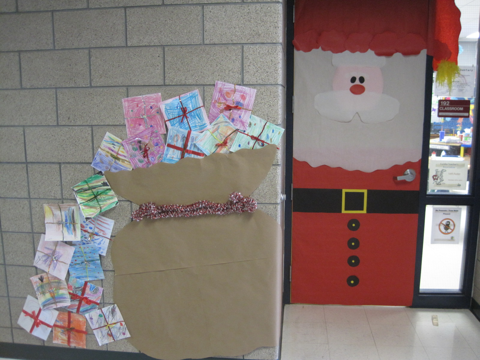 Image of: Door Decoration For Classroom