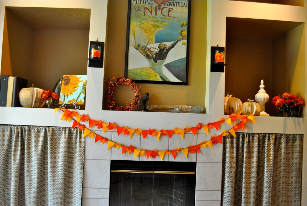 Image of: Fall Decor Diy