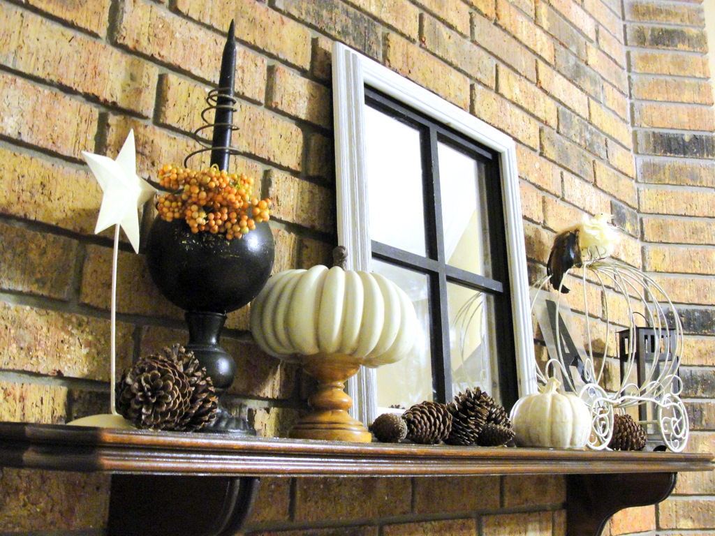 Image of: Fall Decoration Diy
