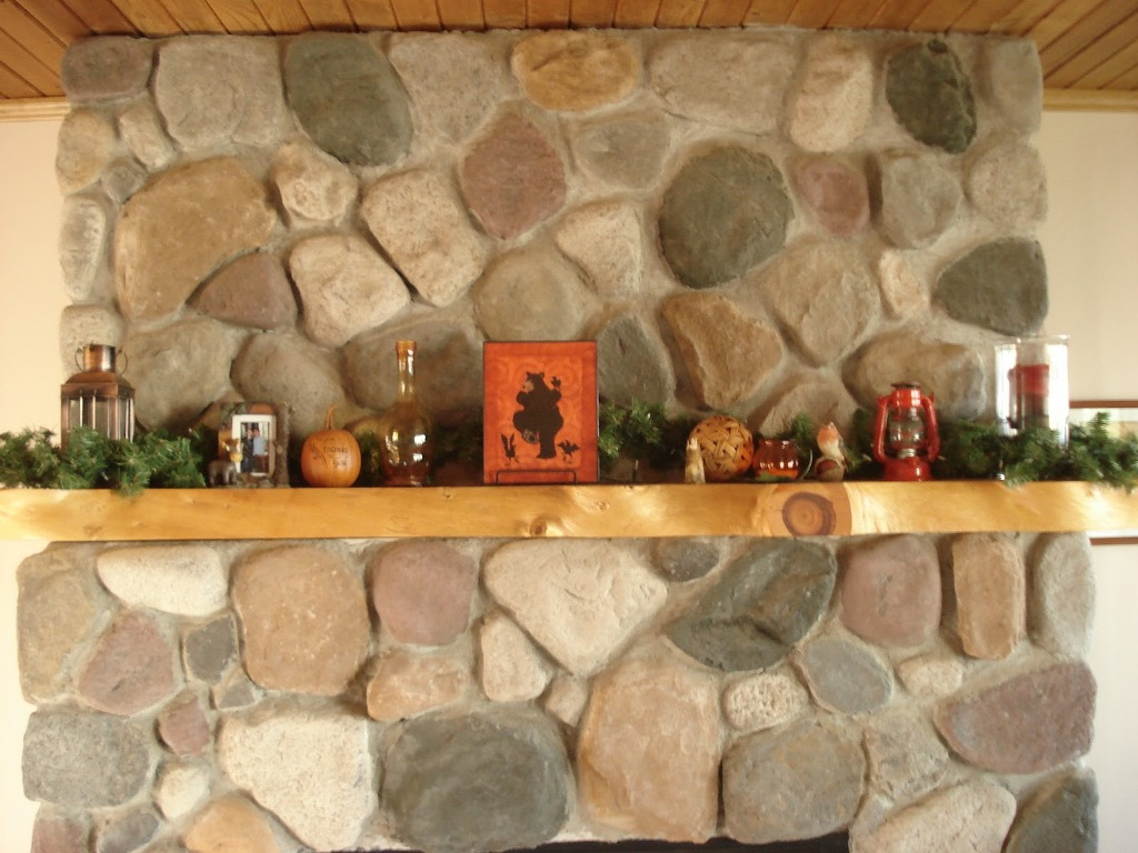 Image of: Fall Decorations Home