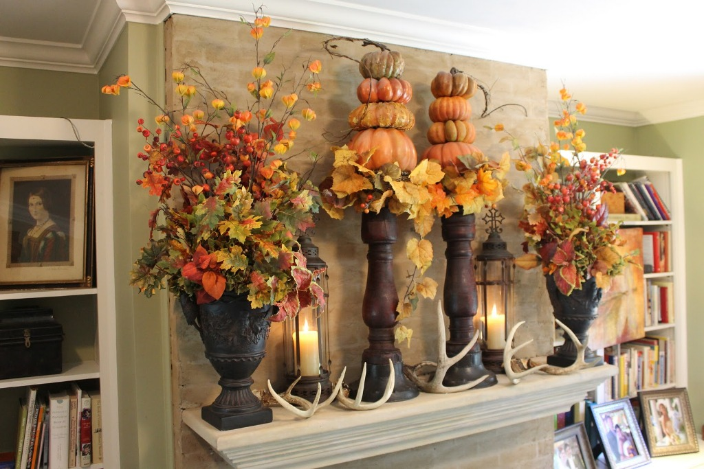 Image of: Fall Home Ideas