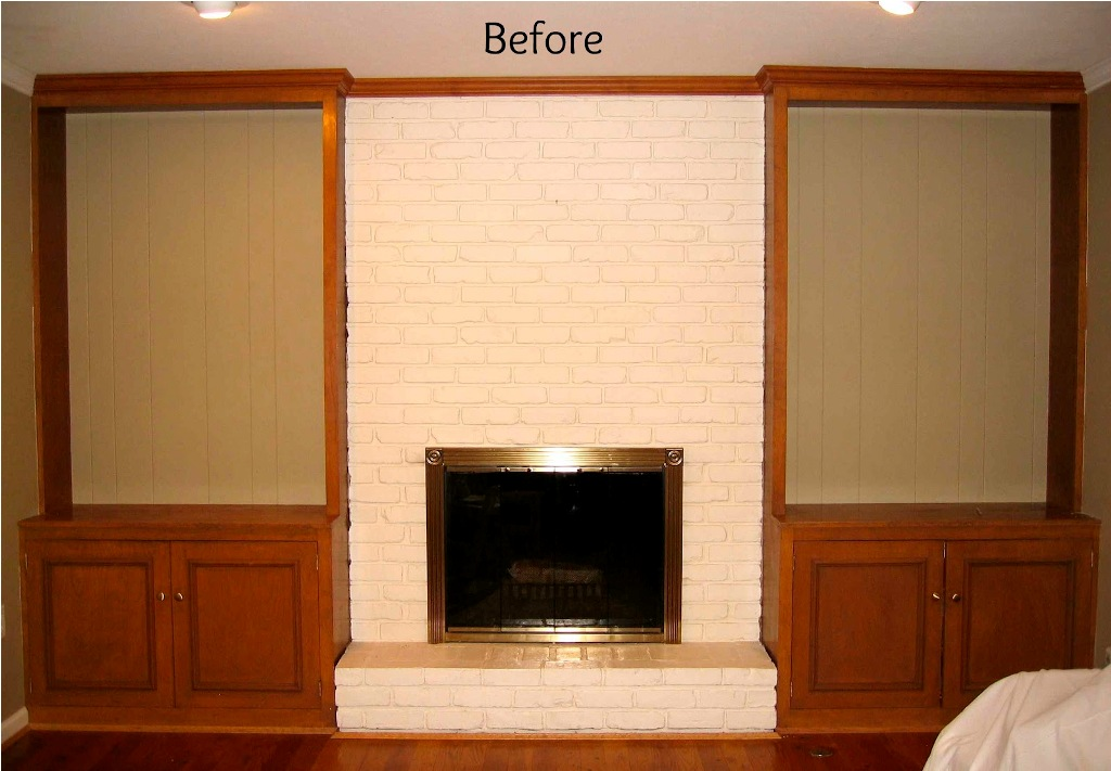 Image of: Fireplace Decorations Ideas