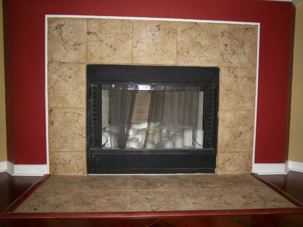 Image of: Fireplace Surround Kits