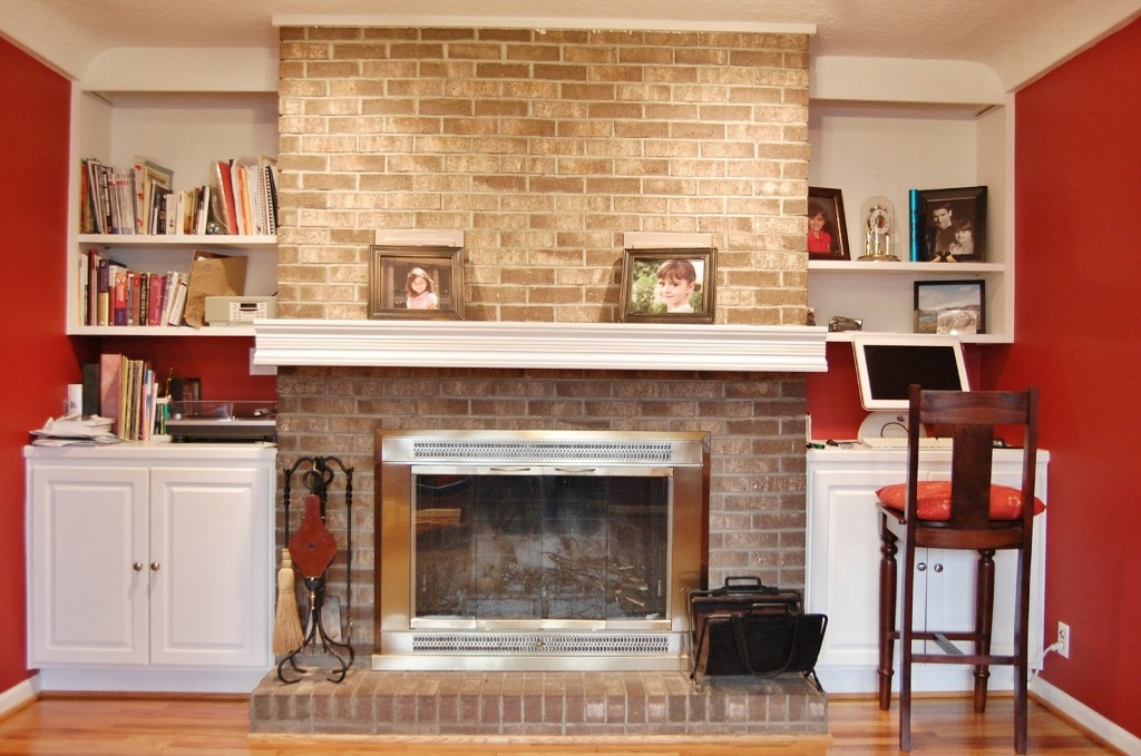 Image of: Fireplace Surrounds Ideas