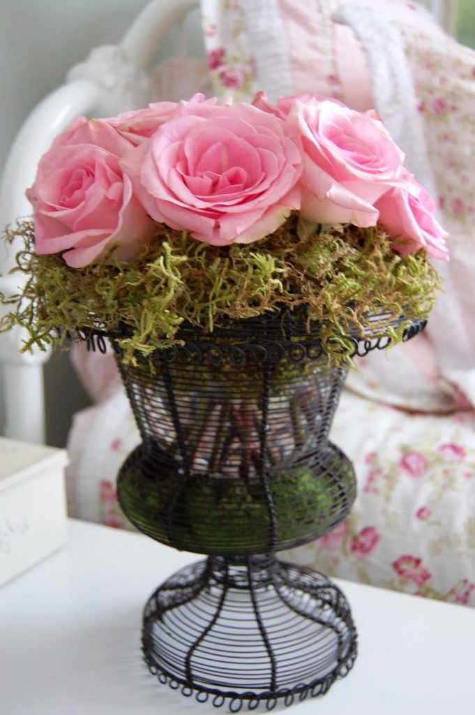 Image of: Flower Arrangements For Home