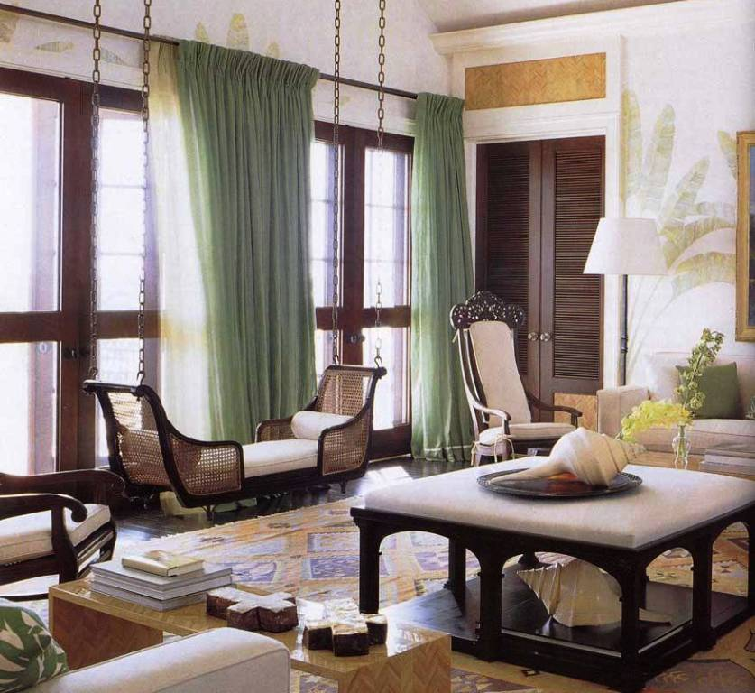 Image of: French Country Decor Living Room