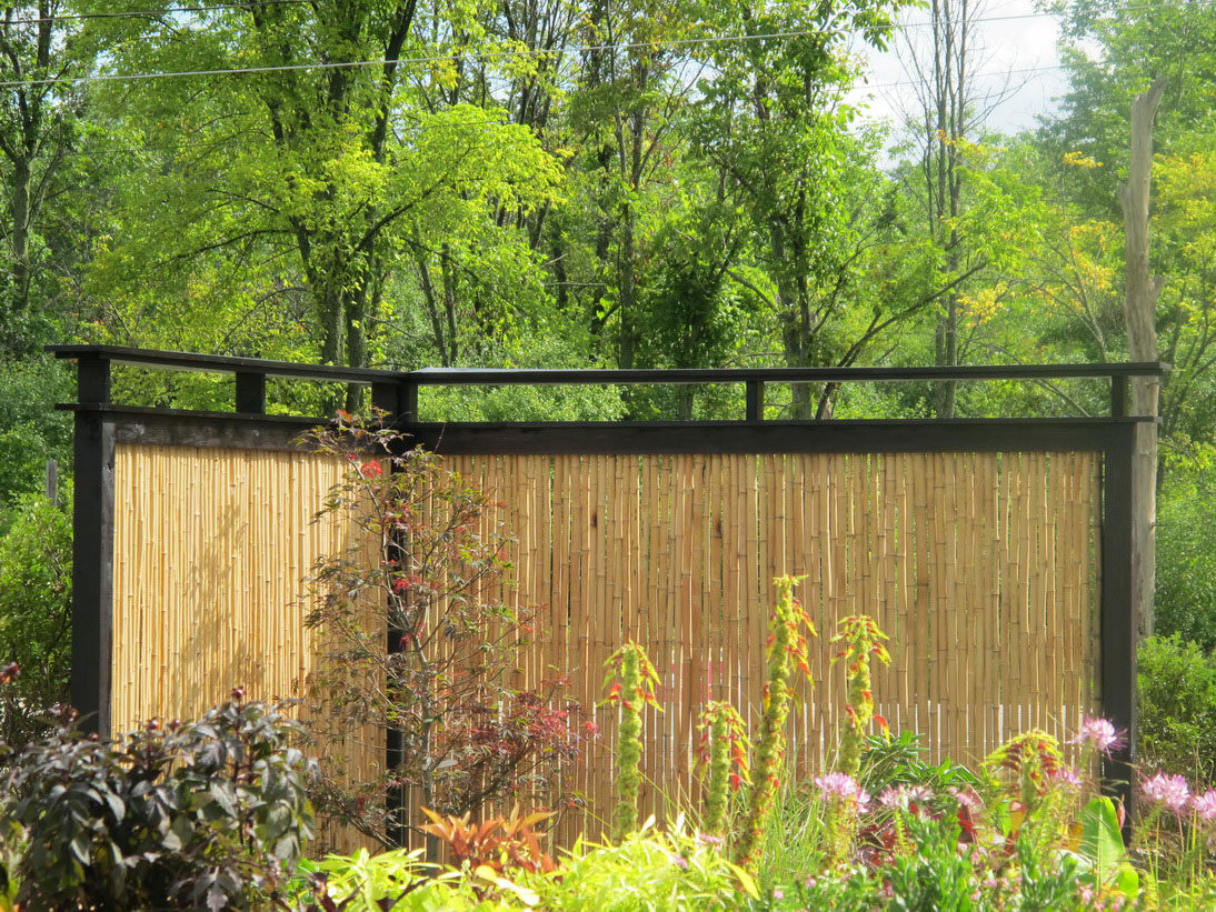 Image of: Garden Fence Pictures