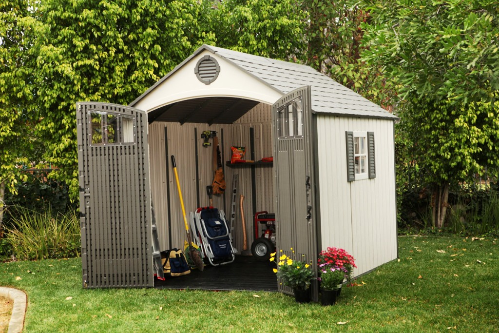 Image of: Garden Shed Design Ideas Pictures