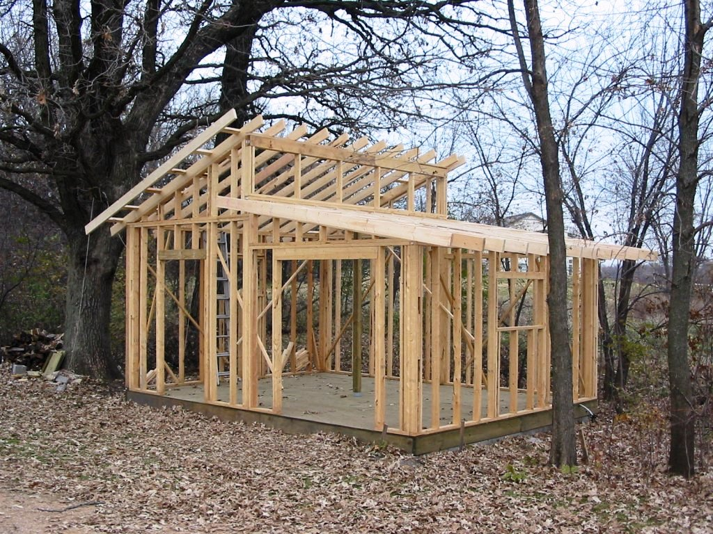 Image of: Garden Sheds Designs Ideas