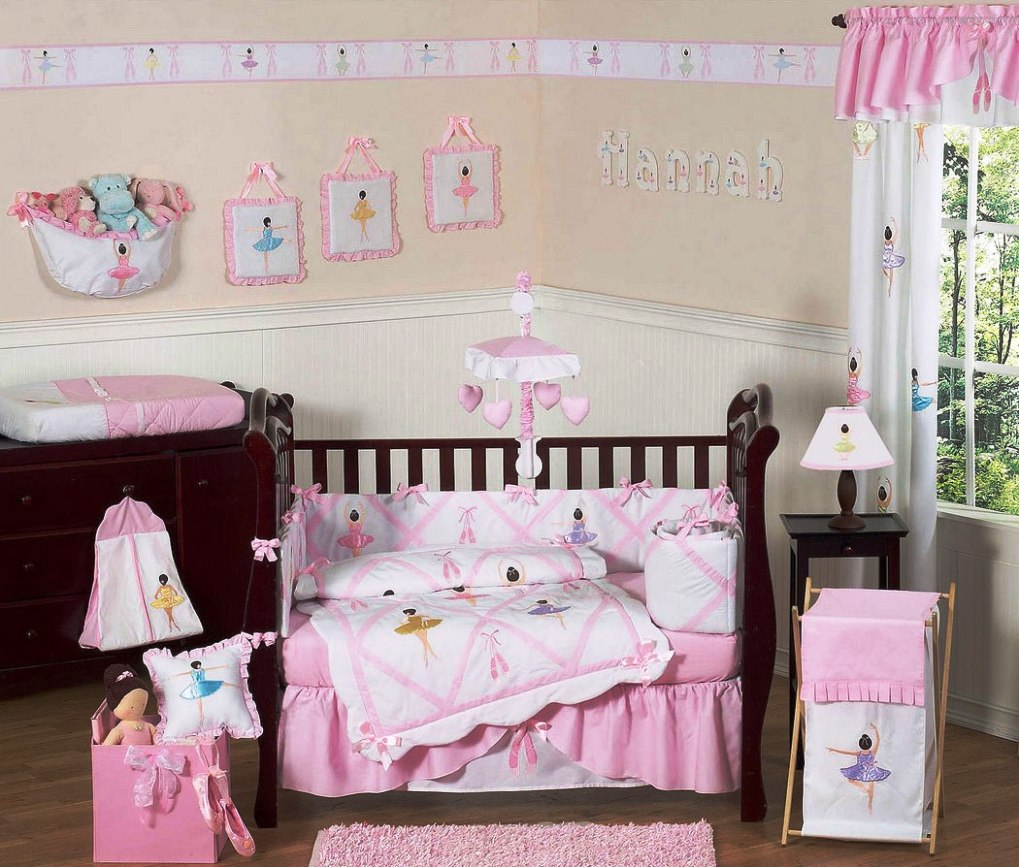 Image of: Girl Nursery Pictures