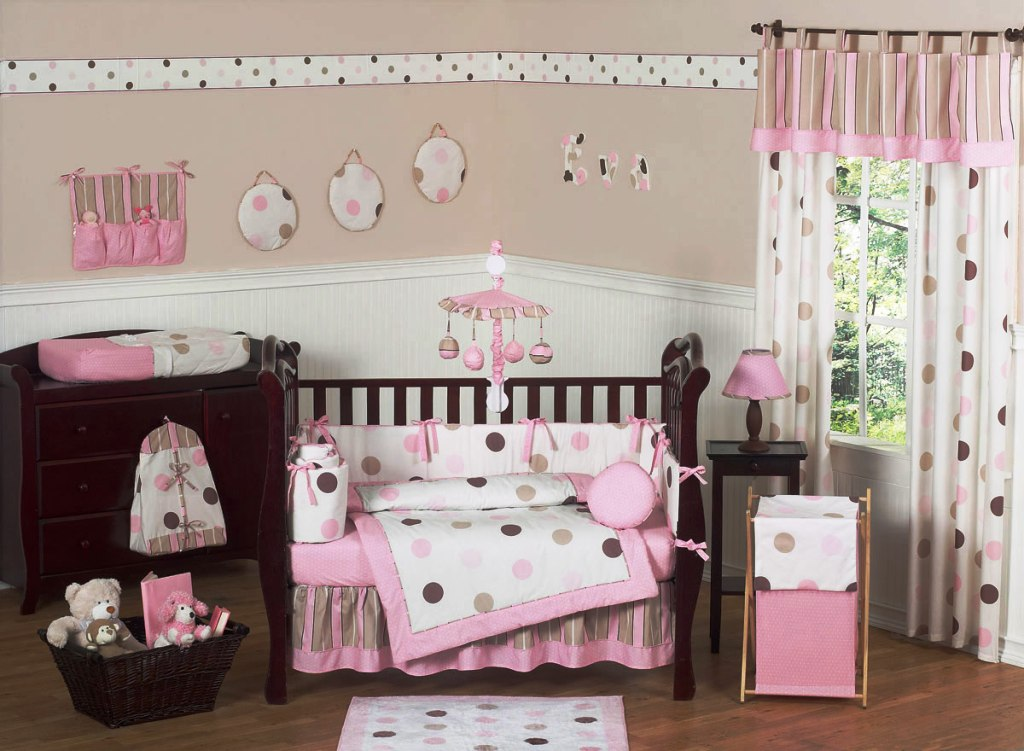 Image of: Girl Nursery Themes
