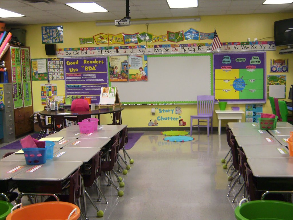 Image of: Inexpensive Classroom Decorations