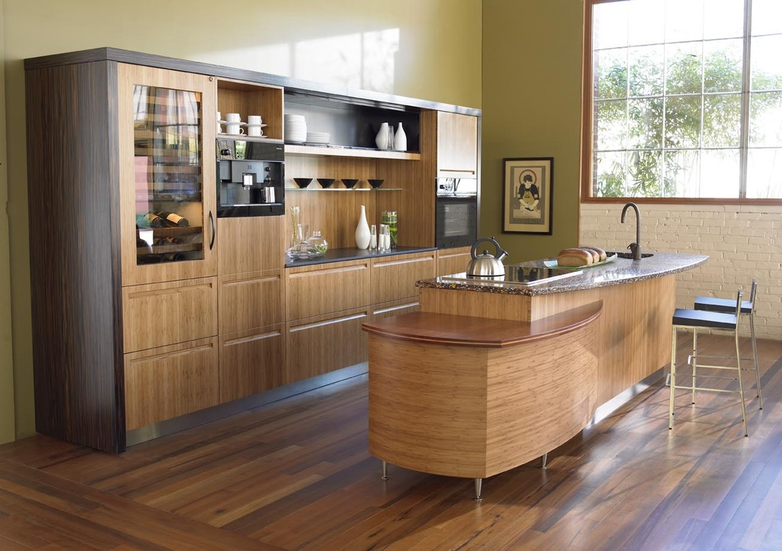 Image of: Kitchen Bar Counter