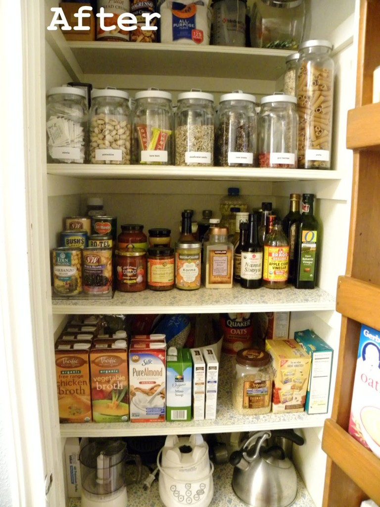 Image of: Kitchen Pantry Storage Ideas