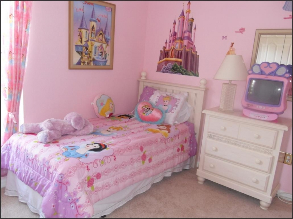 Image of: Little Girl Bedroom Ideas Photos Pink