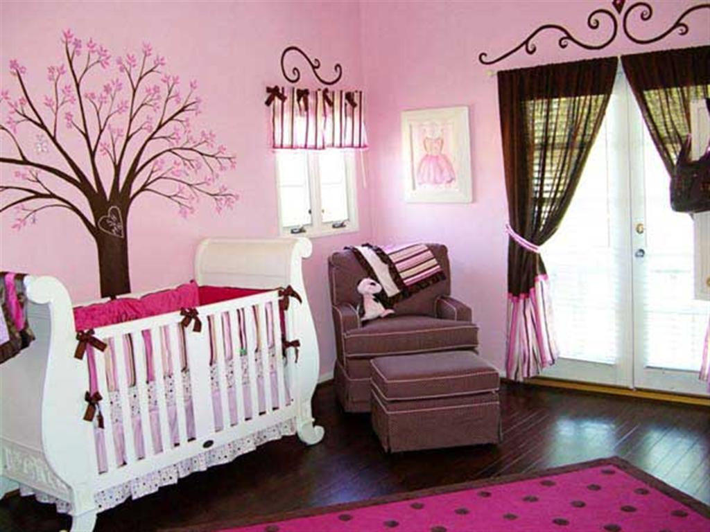 Image of: Nursery Wall Decor
