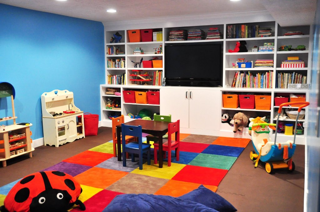 Image of: Best Playroom Decor Ideas Pictures