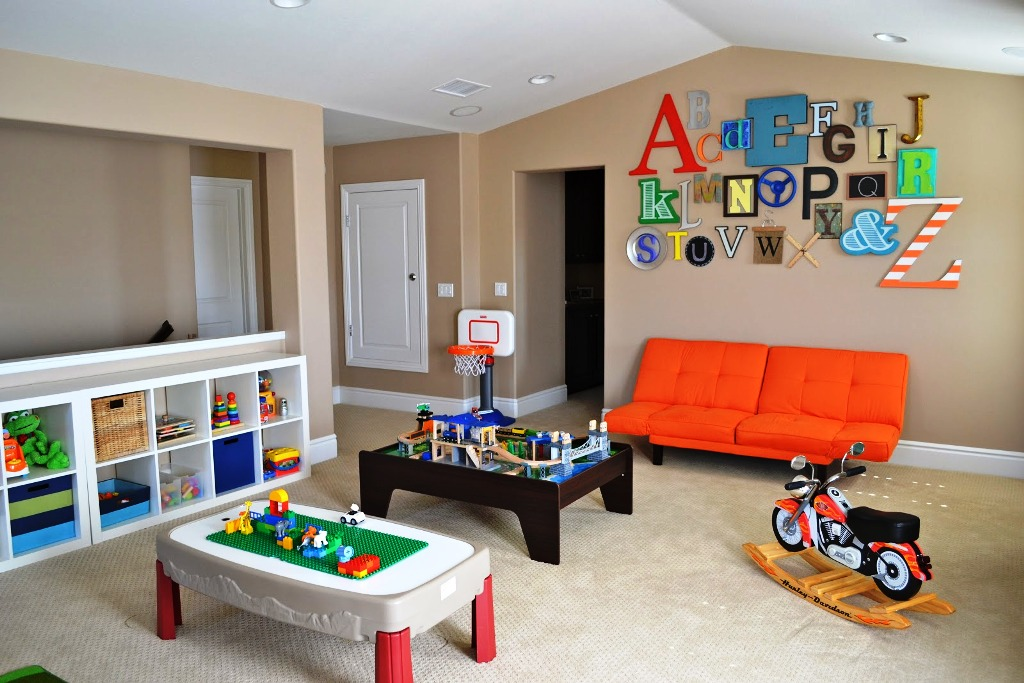 Image of: Playroom Design Ideas Pictures