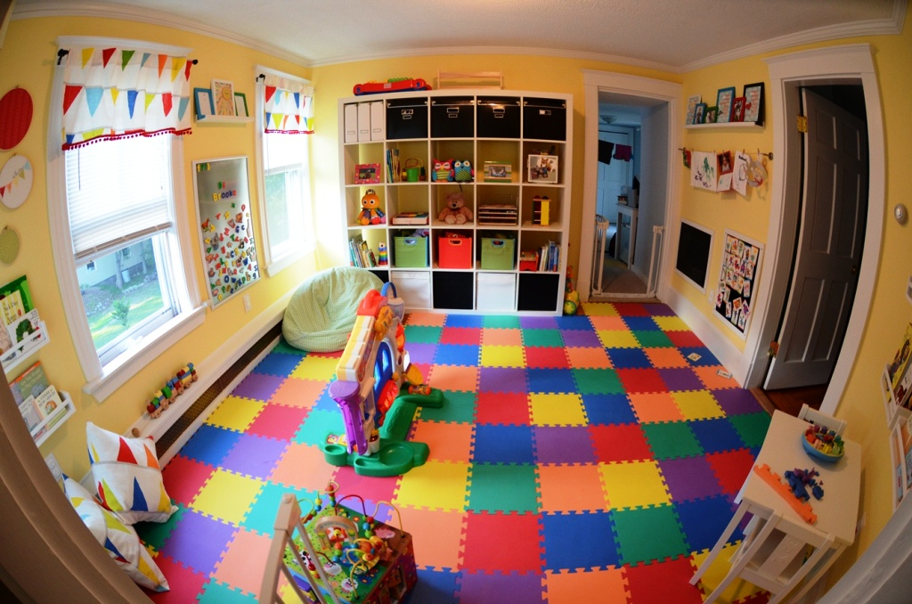 Image of: Playroom Ideas Pictures