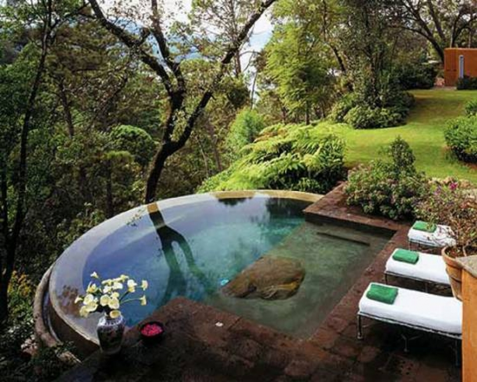 Pool Landscaping Designs Pictures