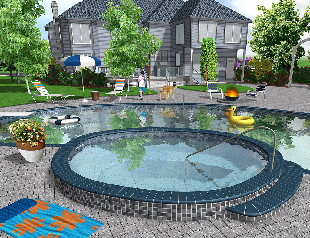 Pool Landscaping Ideas Houston