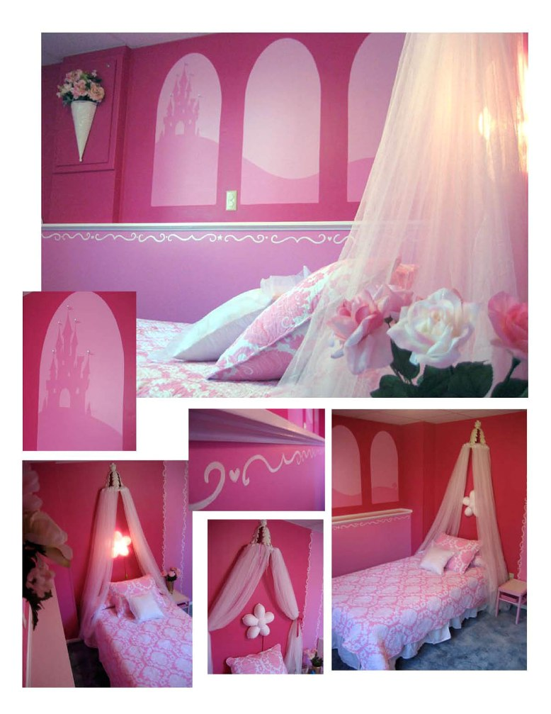 Princess Bedroom Theme