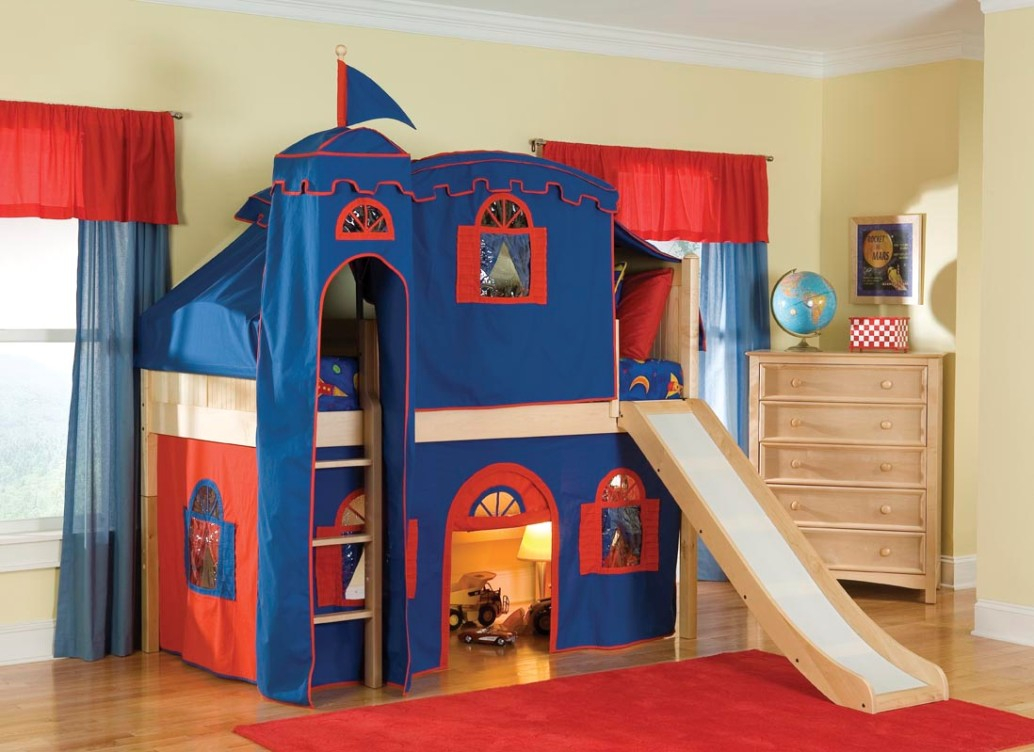 Image of: Princess Bedrooms
