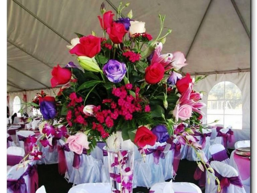 Image of: Quinceanera Decoration Ideas For Tables