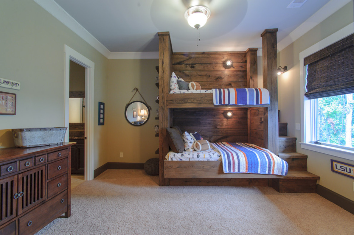 Image of: Rustic Bedroom Furniture