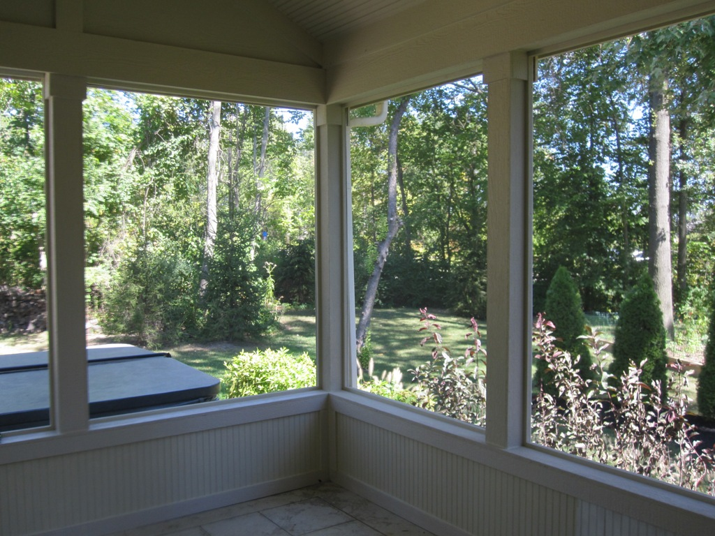 Image of: Screen Porch Pictures Design Ideas