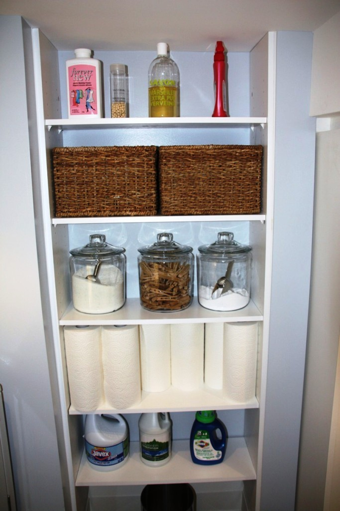 Small Laundry Room Color Ideas