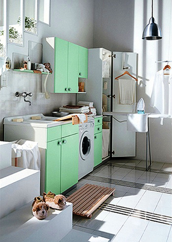 Small Laundry Room Ideas Pictures